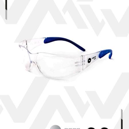 Gafas de Seguridad Con Antiempañante NARA SPORT Blue, (NARA SAFE)