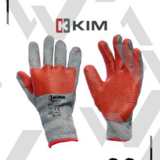 Guantes de Hilaza + Latex Vulcanizado – KIM