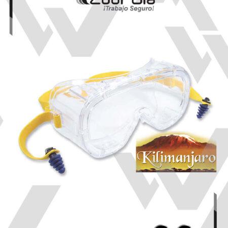 """Monogafa Zubiola """"Kilimanjaro"""" con Protectores Auditivos NRR 25dB"""