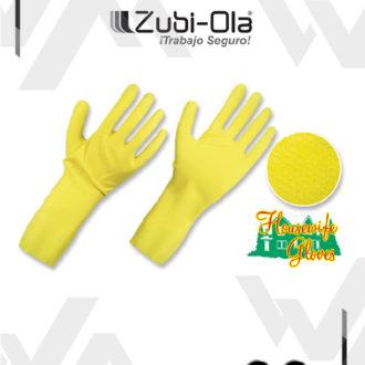 """Guantes de Látex para el hogar – """"Housewife Gloves"""" Zubiola"""